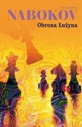 Okładka książki Obrona Łużyna