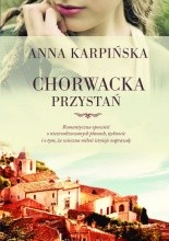 Okładka książki Chorwacka przystań