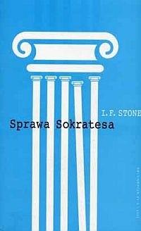 Okładka książki Sprawa Sokratesa
