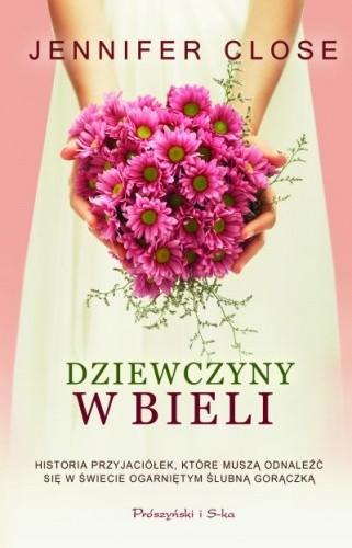 Okładka książki Dziewczyny w bieli