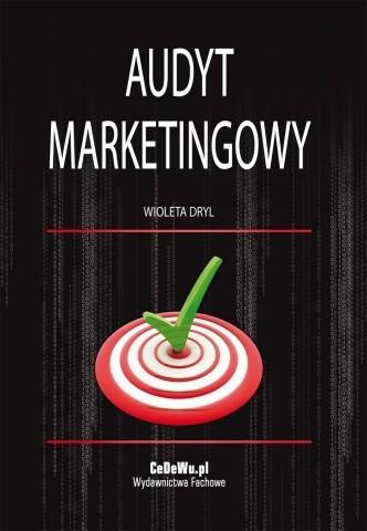 Okładka książki Audyt marketingowy