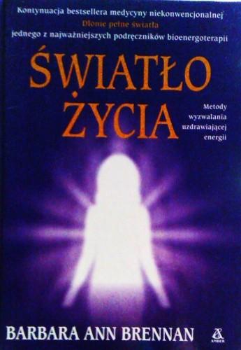 Okładka książki Światło życia