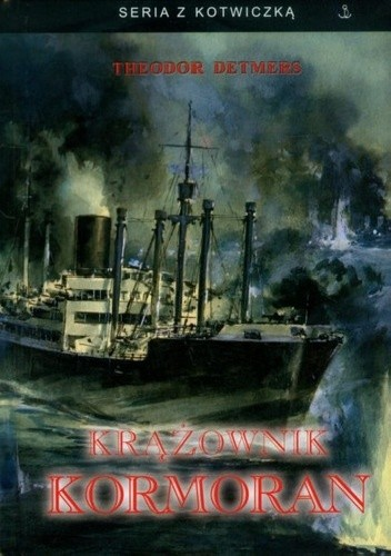 Okładka książki Krążownik Kormoran