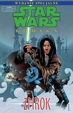 Okładka książki Star Wars Komiks. Wydanie Specjalne 2/2012