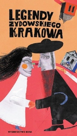 Okładka książki Legendy żydowskiego Krakowa