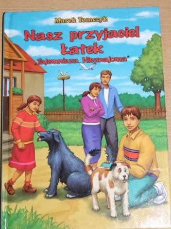 Okładka książki Tajemnicza nieznajoma