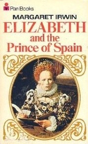 Okładka książki Elizabeth and the Prince of Spain