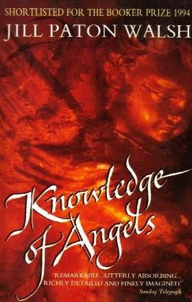 Okładka książki Knowledge of Angels