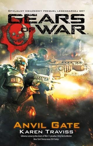 Okładka książki Gears of War: Anvil Gate 3