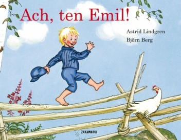 Okładka książki Ach, ten Emil