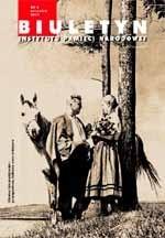 Okładka książki Biuletyn IPN nr 8/2001