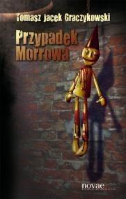 Okładka książki Przypadek Morrowa