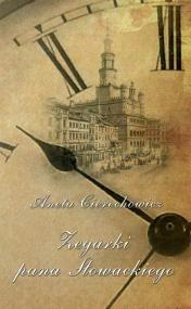 Okładka książki Zegarki Pana Słowackiego