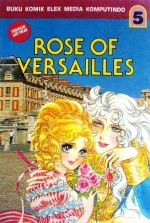 Okładka książki The Rose of Versailles Vol. 5