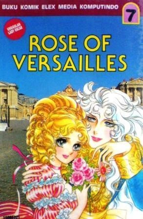 Okładka książki The Rose of Versailles Vol. 7
