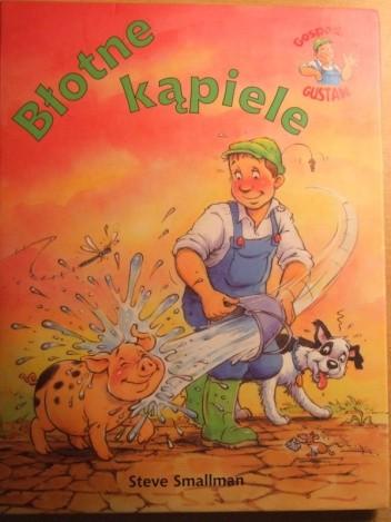 Okładka książki Błotne kąpiele