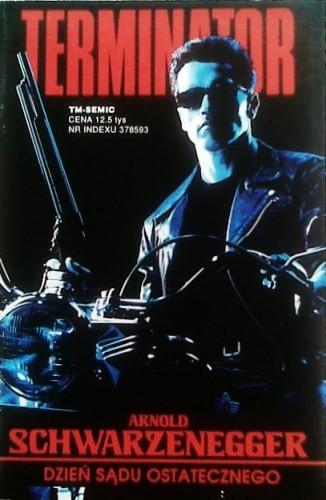 Okładka książki Terminator 2: Dzień Sądu
