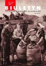 Okładka książki Biuletyn IPN nr 1 (12)/2002