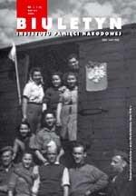 Okładka książki Biuletyn IPN nr 3 (14)/2002