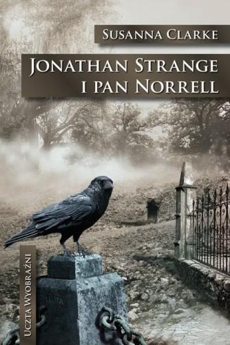 Okładka książki Jonathan Strange i Pan Norrell