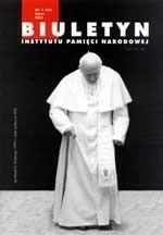 Okładka książki Biuletyn IPN nr 7 (18)/2002