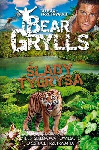 Okładka książki Ślady tygrysa