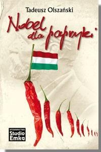Okładka książki Nobel dla papryki