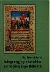 Okładka książki Integracyjny charakter kultu Świętego Huberta