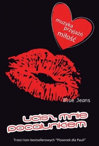 Okładka książki Ucisz mnie pocałunkiem