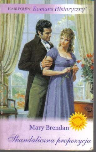 Okładka książki Skandaliczna propozycja