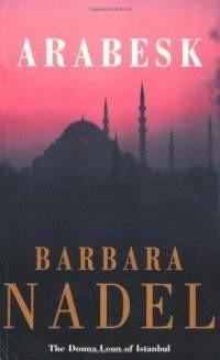 Okładka książki Arabesk