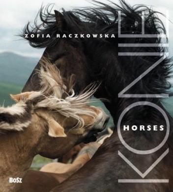 Okładka książki Konie.Horses