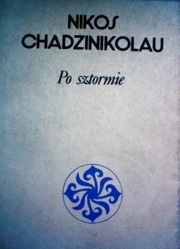 Okładka książki Po sztormie