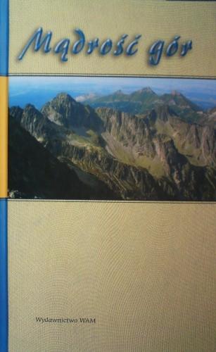 Okładka książki Mądrość gór
