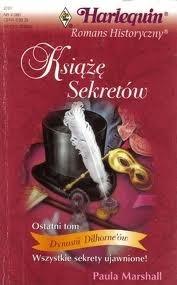Okładka książki Książę sekretów