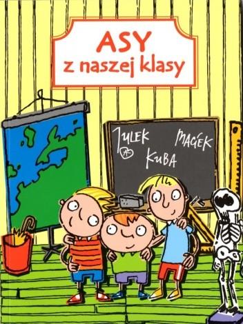 Okładka książki Asy z naszej klasy