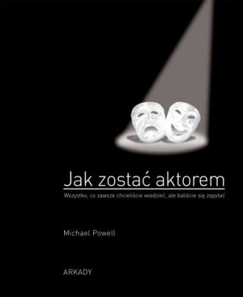 Okładka książki Jak zostać aktorem