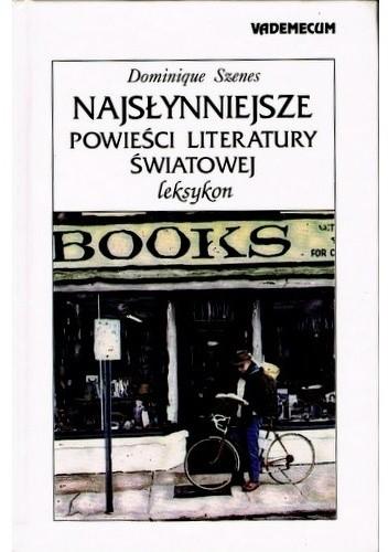 Okładka książki Najsłynniejsze powieści literatury światowej