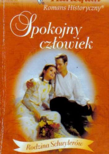 Okładka książki Spokojny człowiek