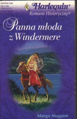 Okładka książki Panna młoda z Windermere