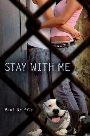 Okładka książki Stay with me