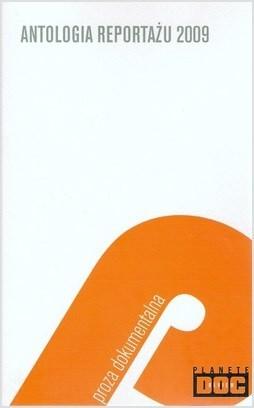 Okładka książki Antologia reportażu 2009