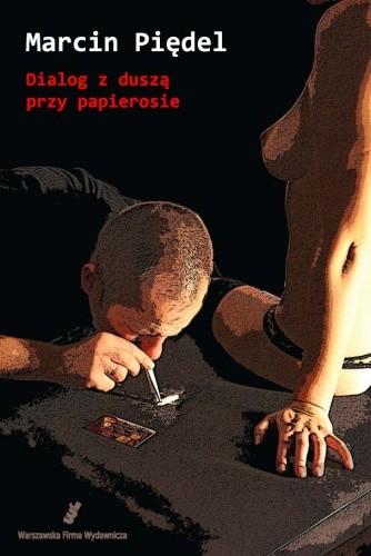 Okładka książki Dialog z duszą przy papierosie