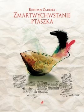 Okładka książki Zmartwychwstanie ptaszka