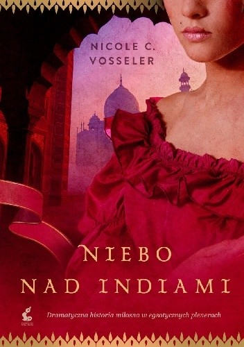 Okładka książki Niebo nad Indiami