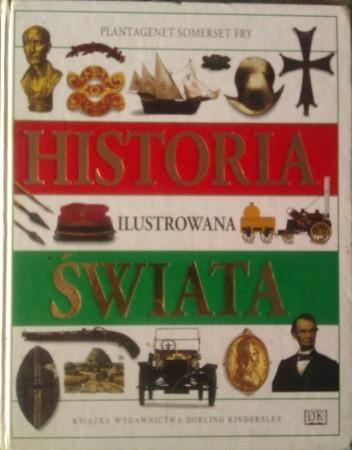 Okładka książki Historia ilustrowana świata