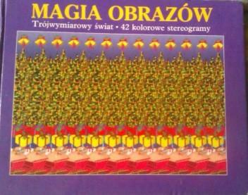 Okładka książki MAGIA OBRAZÓW