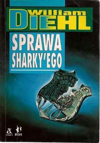 Okładka książki Sprawa Sharky'ego