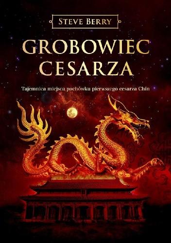Okładka książki Grobowiec cesarza