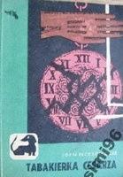 Okładka książki Tabakierka cesarza